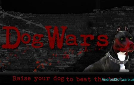 In an almost unbelievable turn of events, the Android Market is hosting sales of a new video game called DOG WARS. It is basically a game that involves training/feeding a dog in preparation for dog fights where the player can win virtual money.