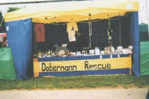 Our Stall at Newbury