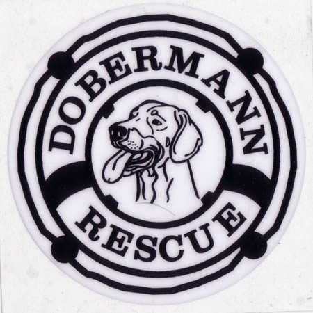 Rescue Logo Sticker